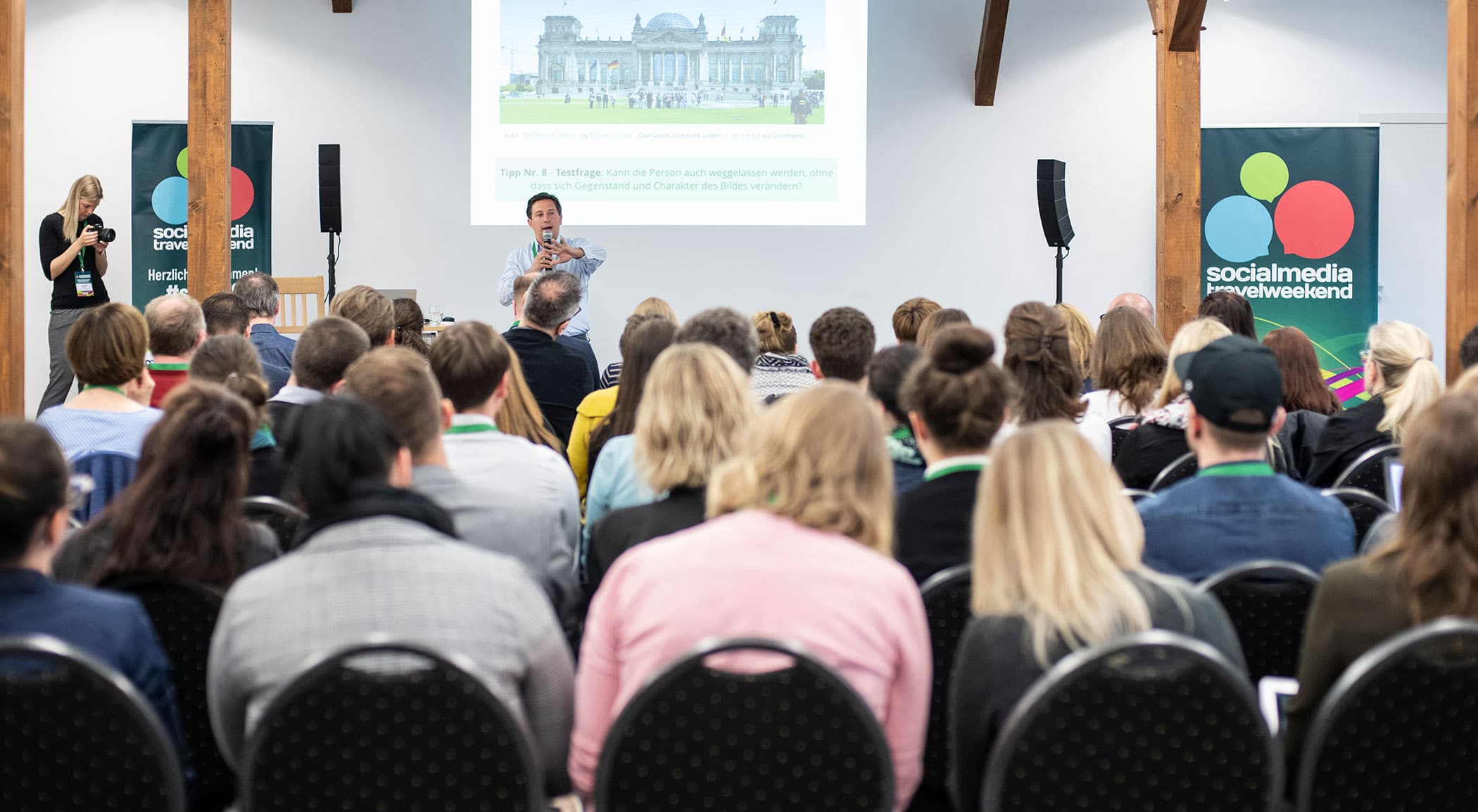 Die aktive Social Media Konferenz für die Tourismusbranche