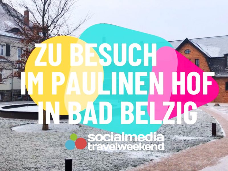 social media travel weekend in Bad Belzig