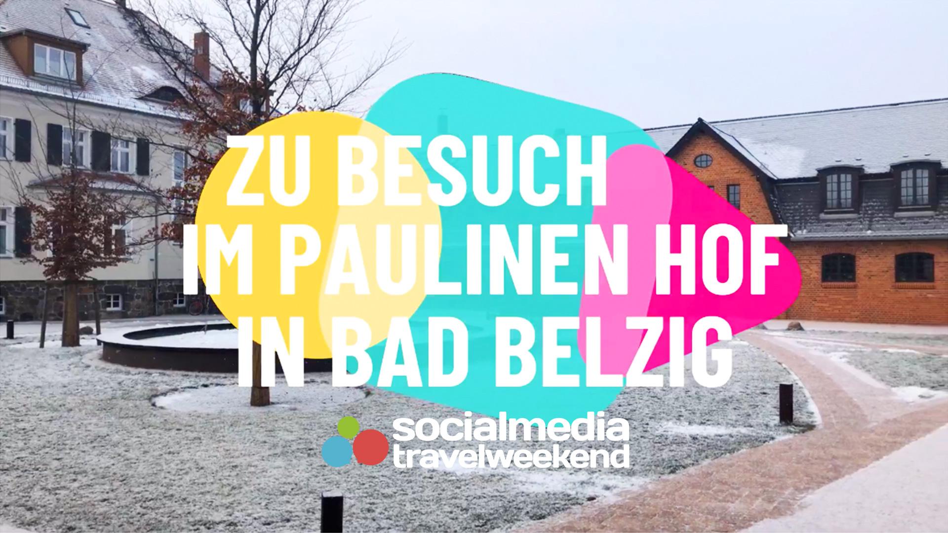 social media travel weekend in Bad Belzig