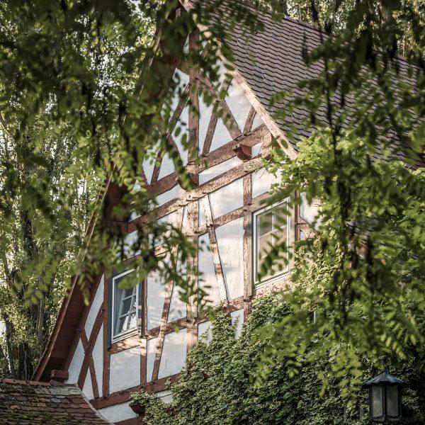 Jordan's Untermühle in Köngernheim in Rheinhessen